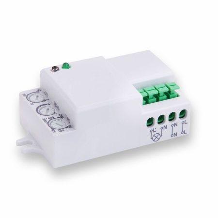V-TAC mikrohullámú beépíthető mozgásérzékelő - 5078