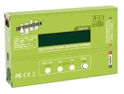 RC modell töltő - LiPo, NiCd, NiMh akkumulátor töltő tápegységgel