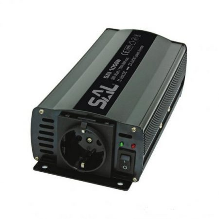 Autós feszültségátalakító inverter 12V / 230V / 1000W