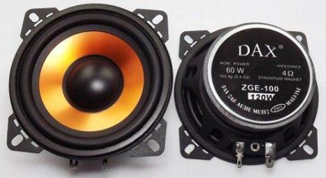 2 db Autó hangszóró 100 MM - 120W max. teljesítmény
