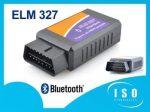 ELM327 bluetooth multiprotokoll OBD2 hibakód olvasó
