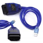 USB OBD2 VAG-COM átalakító kábel