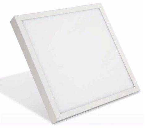 V-TAC falon kívüli LED lámpa panel 18W - hideg fehér, négyzet - 4921