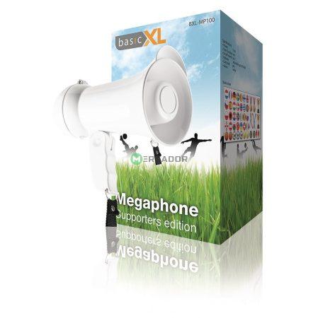 Basicxl hordozható, megafon hangosbeszélő
