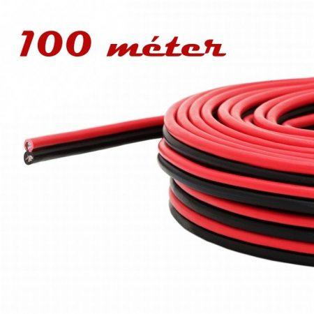 Hangszóró, hangfal kábel 2 x 2.5mm 100m