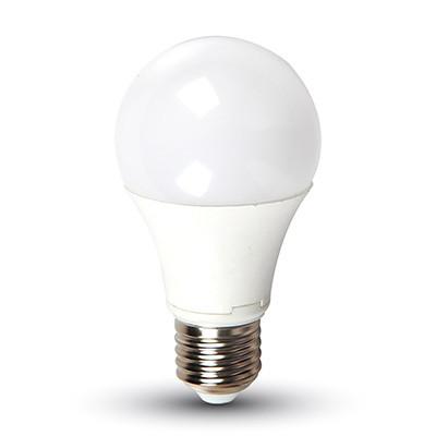 V-TAC változtatható színhőmérsékletű LED égő - E27/9W - 7317