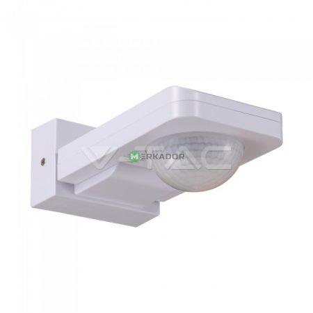V-TAC állítható és szabályozható mozgásérzékelő 360° - fehér - 1500