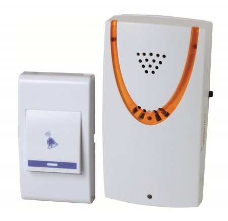 Vezeték nélküli elektromos csengő 80m / 220V