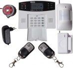 Global LYD-111 vezeték nélküli GSM hívós riasztó rendszer