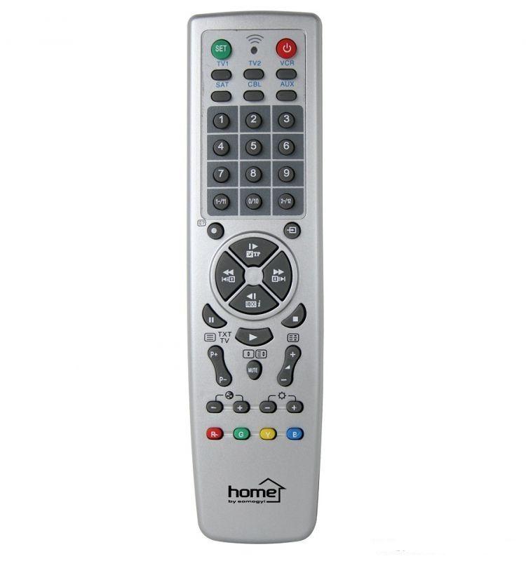 270fee544594 Univerzális TV / DVD / HIFI távirányító 6in1 - merkador.hu