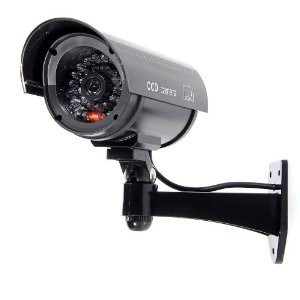 Profi kamu kamera, kültéri álkamera - fekete
