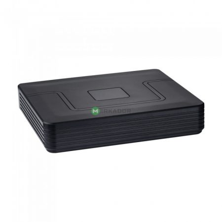 V-TAC 4 csatornás Hybrid AHD DVR biztonsági kamera rögzítő - 8476