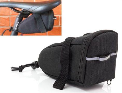 Ülés alá szerelhető kerékpár táska