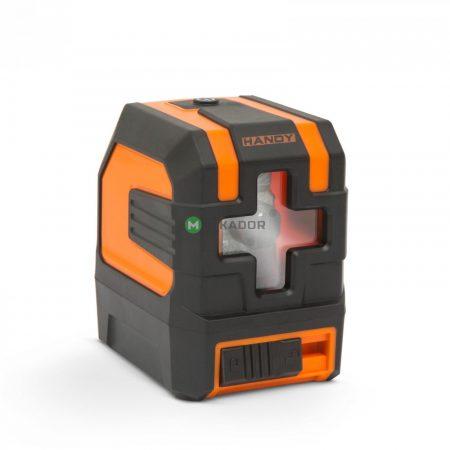 Handy Tools lézeres szintező vízmérték, önbeálló kereszt lézer