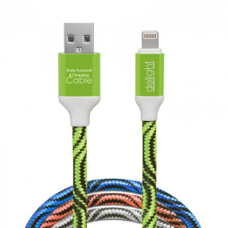 iPhone 5/6/7 lightning USB adat és töltő kábel