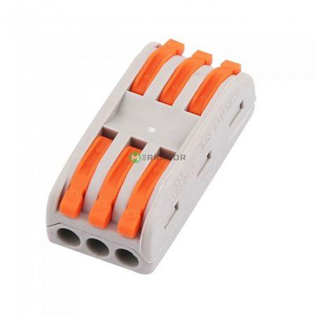 V-TAC oldható 3 pólusú kábelösszekötő - 11133