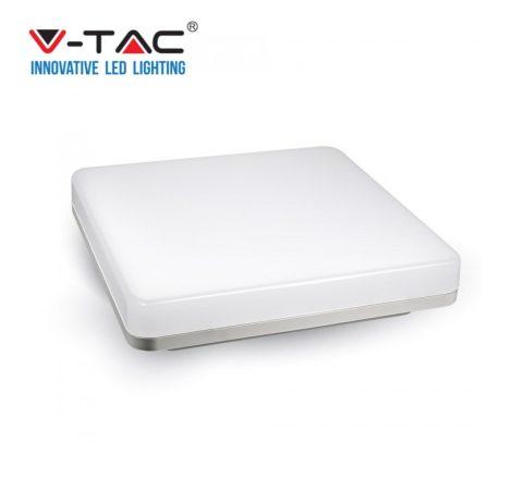 V-TAC LED panel, négyzet lámpatest, 32W - 3000K - 1443