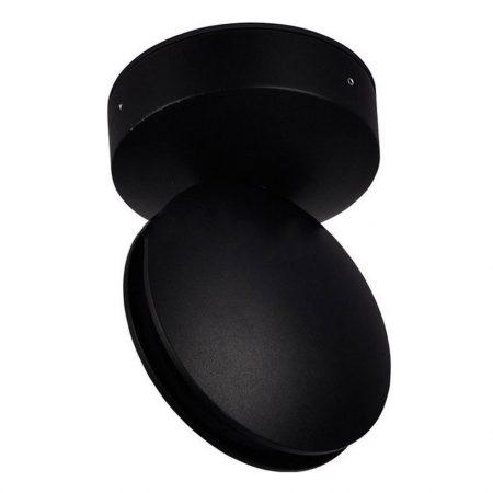 V-TAC prizmás vonalvilágító lámpa, 7W, 4000K, fekete ház - 8220