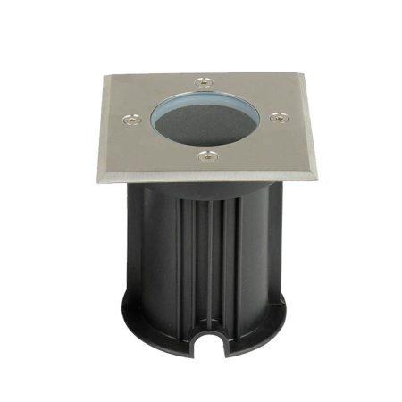 V-TAC süllyesztett, kültéri LED lámpa, négyszög alakú taposólámpa - 7516