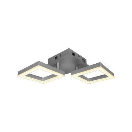 Mozgásérzékelős mennyezeti LED lámpa 12W - természetes fehér