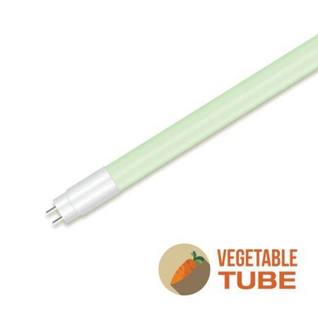 Virág, növény nevelő LED lámpa fénycső 18W, 120cm