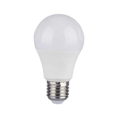 V-TAC PRO 9W E27 hideg fehér LED lámpa izzó - SAMSUNG chip - 230
