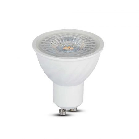 V-TAC dimmelhető spot LED lámpa izzó, 6.5W GU10 4000K - Samsung chip - 199