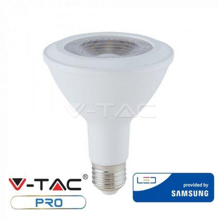 V-TAC PRO 11W E27 PAR30 természetes fehér LED lámpa izzó - SAMSUNG chip - 154