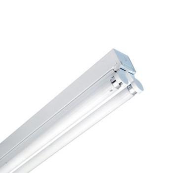V-TAC T8 x 2 LED fénycső armatúra 120 cm - 6055