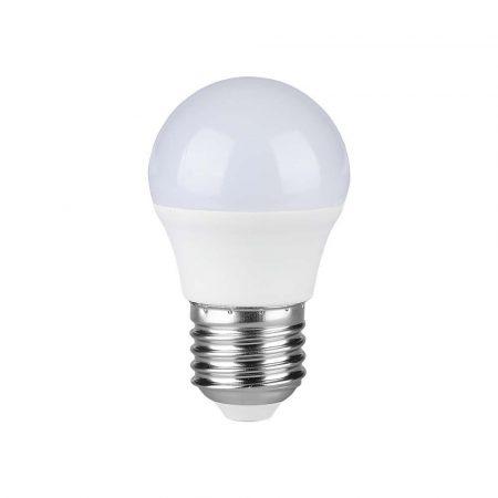 V-TAC PRO 5.5W E27 meleg fehér LED lámpa izzó - SAMSUNG chip - 174