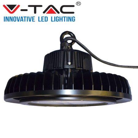 V-TAC LED csarnokvilágító mélysugárzó UFO lámpa 50W, 6000K - 5558