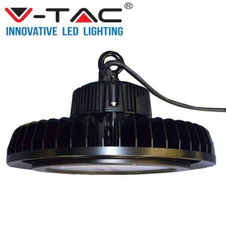 V-TAC LED csarnokvilágító mélysugárzó lámpa 150W, 4000K - 5577