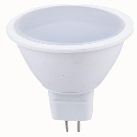 V-TAC MR16 LED izzó 12V 7W - meleg fehér