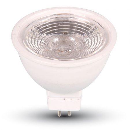 V-TAC MR16 LED izzó 12V 7W - meleg fehér - 38° - 1663