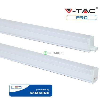 V-TAC T5 sorolható bútorvilágító konyhai LED lámpa 4W - Samsung chip - 6500K - 691