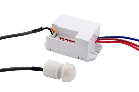 V-TAC beépíthető infravörös mini mozgásérzékelő 360°-os - 5082