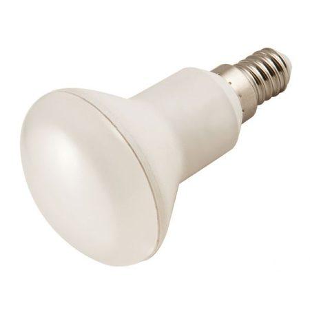 V-TAC R50 LED lámpa izzó E14 6W - meleg fehér - 4243