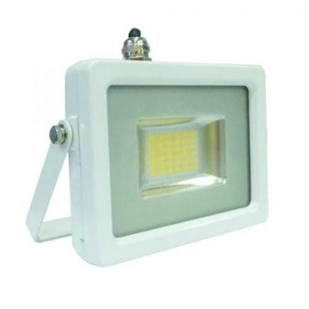 Prémium slim 20W SMD LED reflektor - Természetes fehér