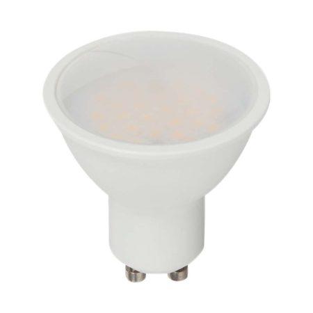 V-TAC spot lámpa SMD LED izzó GU10 / 3W - meleg fehér - 7126
