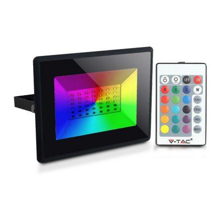 V-TAC LED lámpa izzó GX53, 7W, meleg fehér