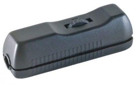Zsinórközi dimmer, fényerőszabályzó 230V - 20 x 90 x 27 mm