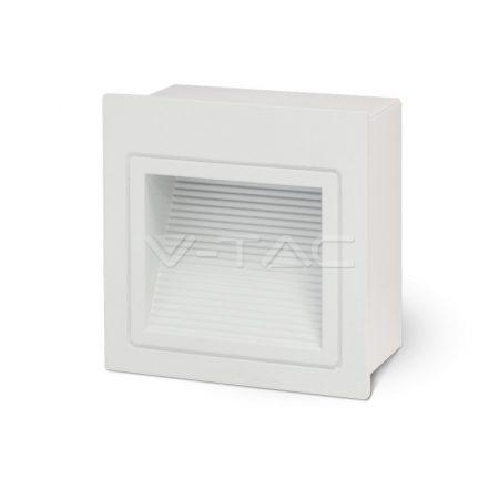 V-TAC LED lépcsővilágítás 3W - természetes fehér - 1284