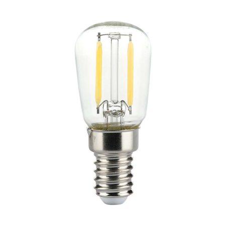 V-TAC hűtőszekrény LED izzó 2W / E14 - természetes fehér - 4445