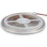 V-TAC kültéri SMD LED szalag, 3528, meleg fehér, 60 LED/m - 2032
