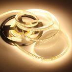 V-TAC beltéri SMD 3014 LED szalag - meleg fehér, 204 LED/m - SKU 2404
