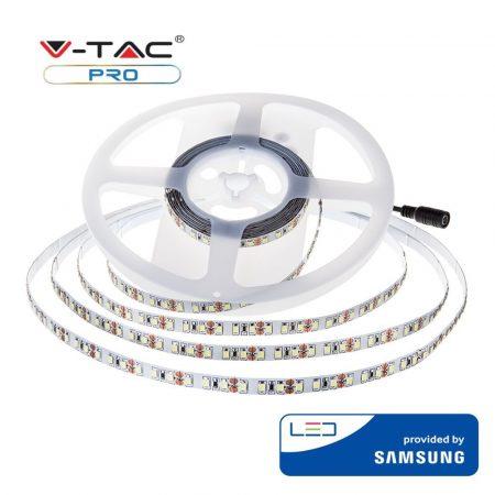 V-TAC beltéri LED szalag, meleg fehér, 120 LED/m - Samsung chip - 323