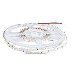 V-TAC hajlítható beltéri SMD LED szalag, 3528, meleg fehér, 60 LED/m - 2559