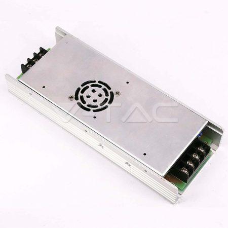 V-TAC hálózati fémházas LED tápegység 24V 15A 350W - 3263