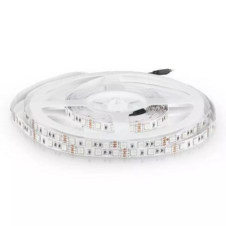 V-TAC kültéri RGB LED szalag 5050 SMD/60 LED/m - 2155