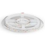 V-TAC beltéri SMD LED szalag, 3528, hideg fehér, 60 LED/m - 2005